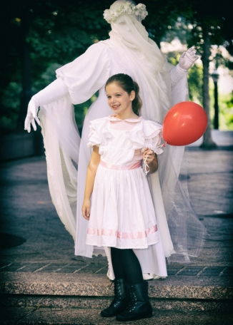 Little Sister Ghost