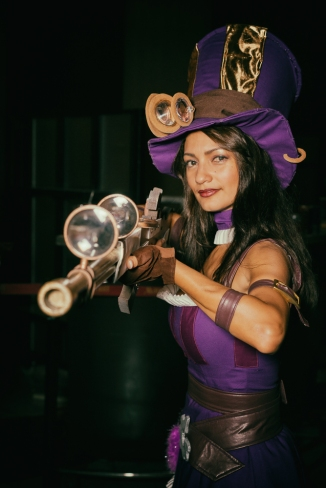 Steampunk Mad Hatter